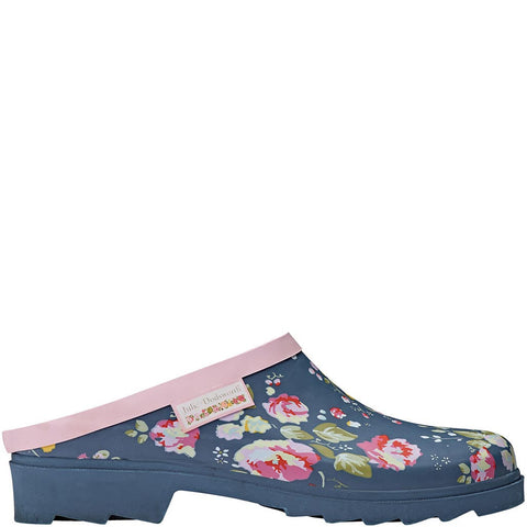Julie Dodsworth Flower Girl Rubber Clogs - Briers