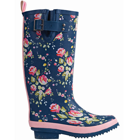 Julie Dodsworth Flower Girl Rubber Wellington Boots - Briers
