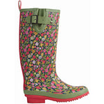 Julie Dodsworth Orangery Rubber Wellington Boots - Briers