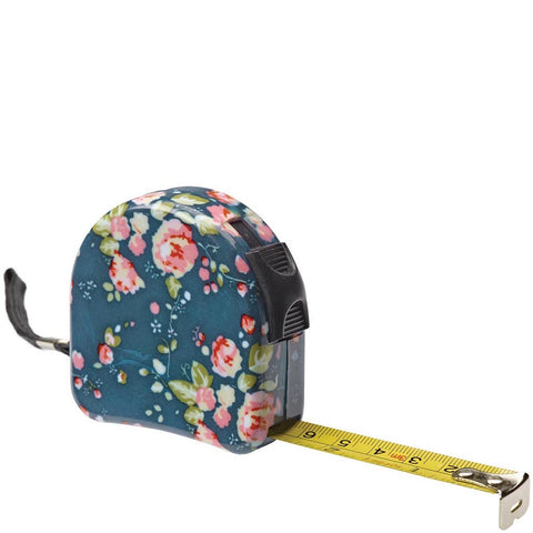 Julie Dodsworth Flower Girl All Over Print Tape Measure - Briers