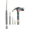 Julie Dodsworth Flower Girl All Over Print Hammer/Screwdriver Set - Briers  - 2