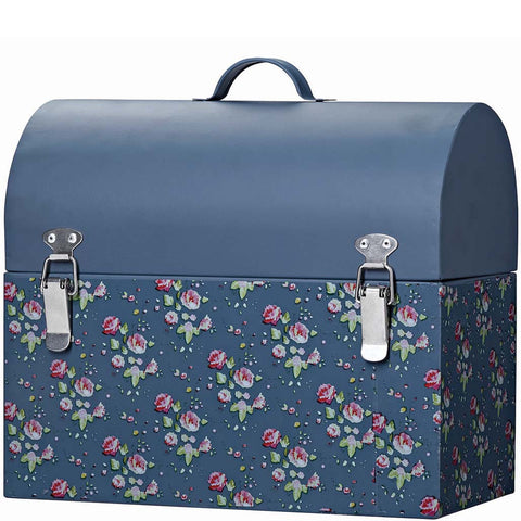 Julie Dodsworth Flower Girl Metal Tool Box - Briers
