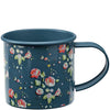 Julie Dodsworth Flower Girl Enamel Mug - Briers