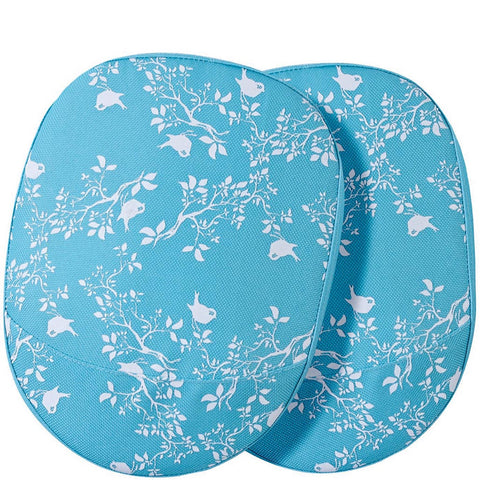 Birds & Branches Sky Blue Knee Pads - Briers