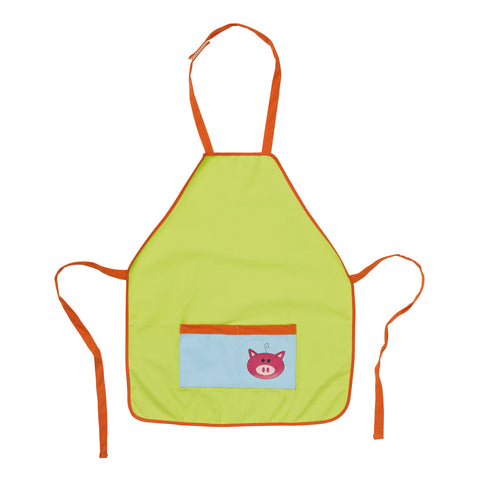 Kids Canvas Apron