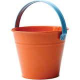 Kids Metal Bucket, Assorted Colours - Briers  - 2