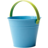 Kids Metal Bucket, Assorted Colours - Briers  - 3