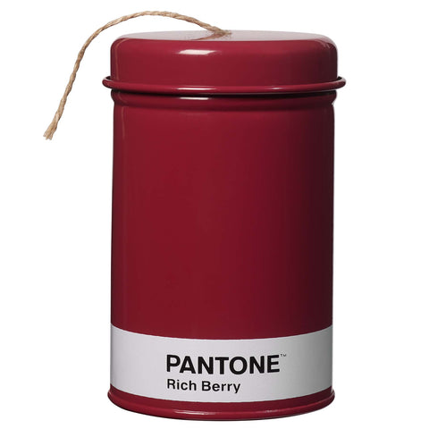 Pantone Rich Berry String In A Tin
