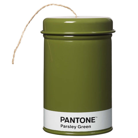 Pantone Parsley Green String In A Tin