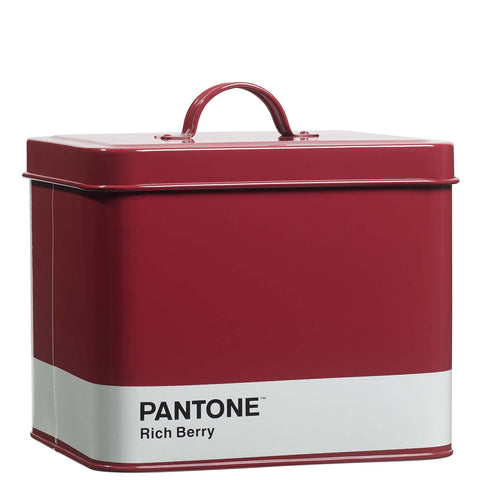Pantone Rich Berry Seed & Bulb Tin