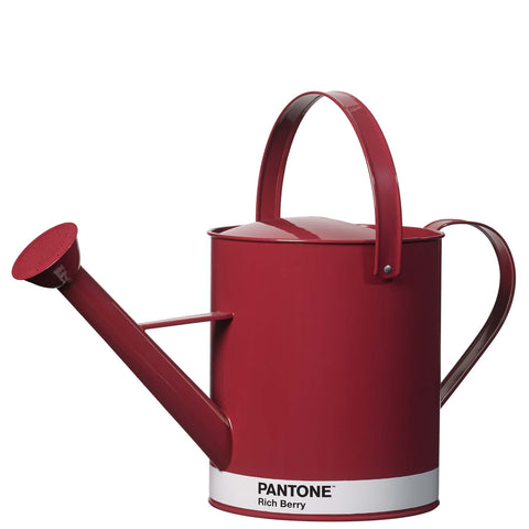 Pantone Rich Berry Watering Can