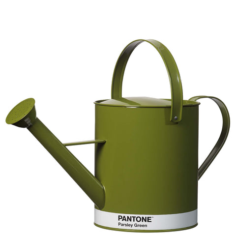 Pantone Parsley Green Watering Can