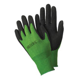 Bamboo Gloves Green/Black