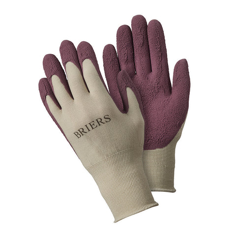Bamboo Gloves Purple