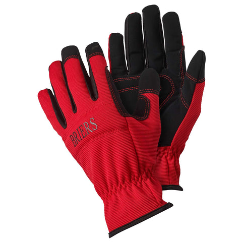 Flex & Protect Red Gloves