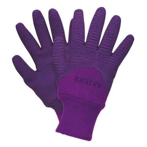 All Rounder Purple Gloves