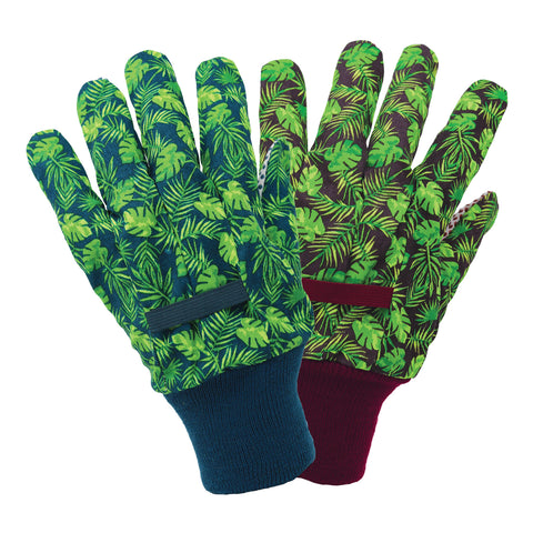 April Raven Tropical Forest Cotton Grip Twin Pack