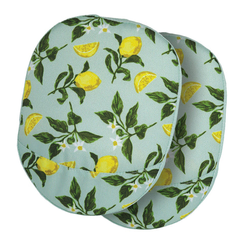 April Raven Sicilian Lemon Knee Pads