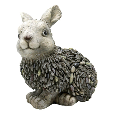 Slate & Pebble Handcrafted Rabbit