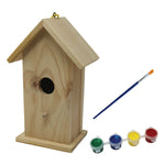 Kids Paint Your Own Bird House