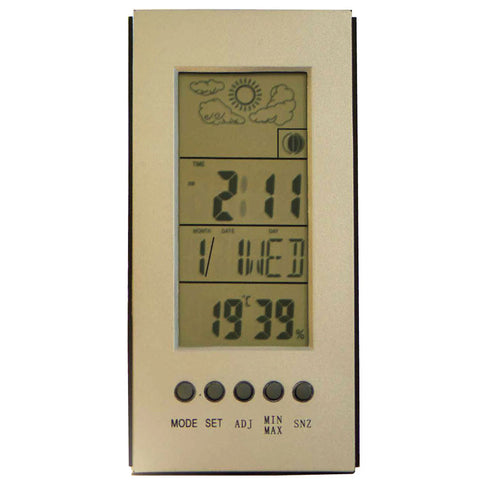 Indoor Weather Station - Briers