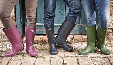 Wonderful Wellies