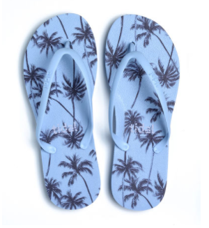 Stylish, Ergonomic Made in America Flip Flops - Breeze