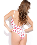 Very Berry Vintage One Piece - CleverElement  - 2