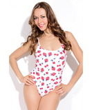 Very Berry Vintage One Piece - CleverElement  - 1