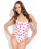 Very Berry Vintage One Piece
