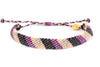 Pura Vida Flat-Braided Fair Trade Bracelet