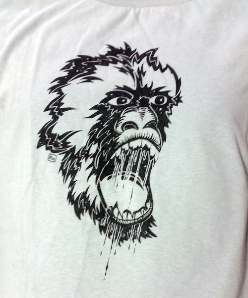 Screaming Monkey Tees