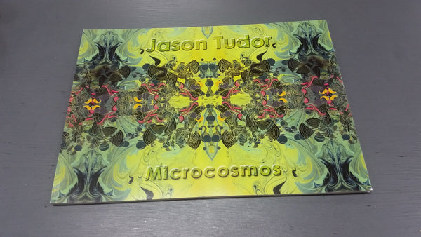 Jason Tudor Book