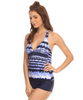 Sporty Tankini with Comfy Boy Short - Made in America