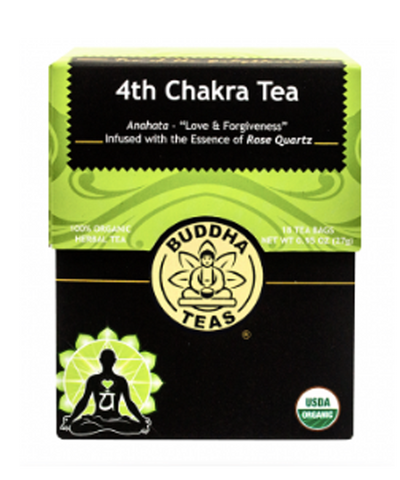 4th Chakra Tea - Made Locally in Carlsbad - CleverElement