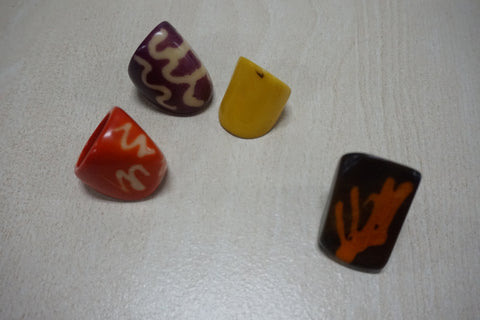 Tagua Rings - CleverElement