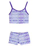 Kids Two Piece Tankini - Made in America - CleverElement  - 2