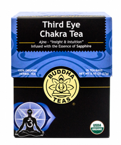 Third Eye Chakra Tea - Locally Made in Carlsbad - CleverElement