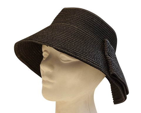 Straw Sun Visor - CleverElement  - 1