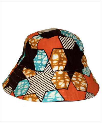 Reversible Children's Bucket Hat