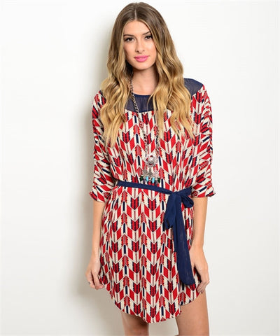 Cute, Flirty Dress Made in America