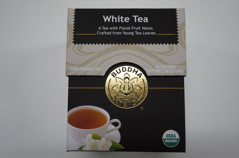 Organic White Tea - CleverElement  - 1