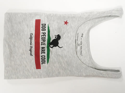 Dog People Are Cool - California Original Tank Top