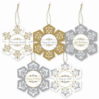 Plantable Holiday Ornaments