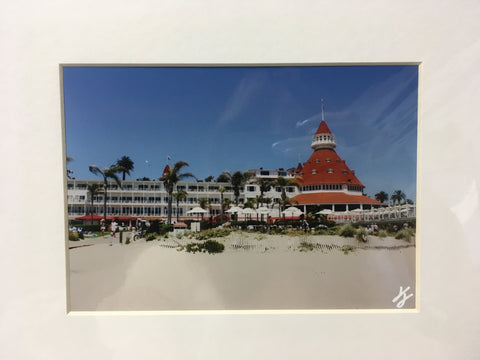 Taylor Mohr Matted Print Photography - Cornado
