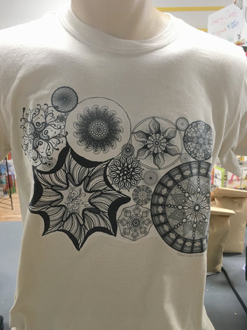 Ubiquitous Form Original Artwork T-Shirt