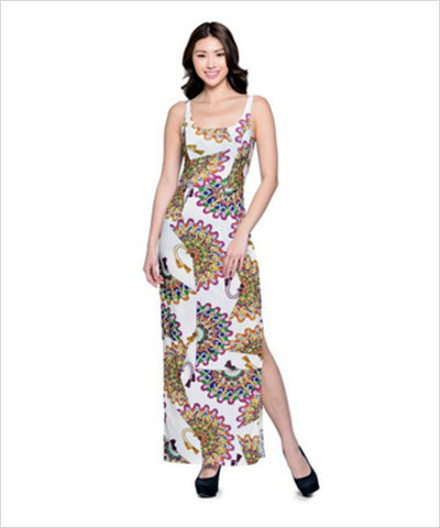 Marguerite Maxi Dress - CleverElement  - 1