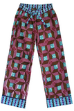 Women's Colorful Pajama Pants - CleverElement  - 2