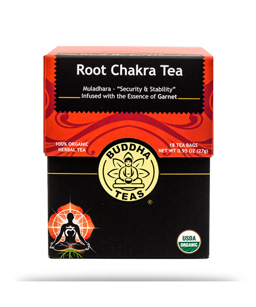 Root Chakra Tea - Made in Carlsbad