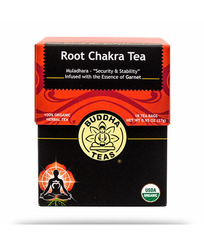 Root Chakra Tea - Made in Carlsbad - CleverElement